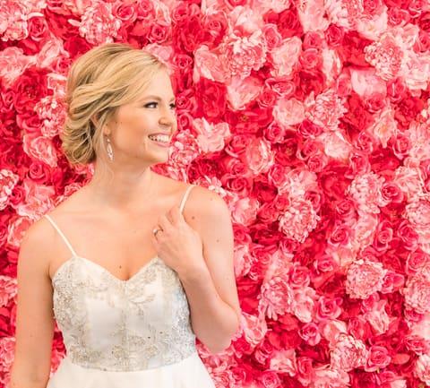 Austin Flower Walls Rental